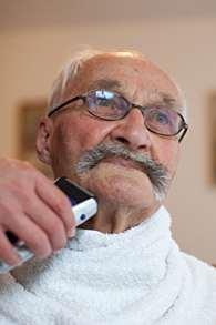 Foto Senioren - Ambulante Pflege - Körperpflege