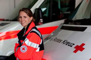 Rettungssanitäterin  Rettungsdienst – Infodienst zur Wissensbörse 45/2010