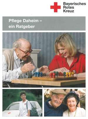 DRK-Broschüre Pflege daheim