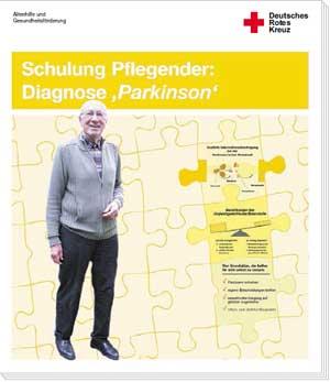 "DRK-Schulungsordner ""Diagnose Parkinson"""