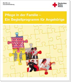 """DRK-Schulungsordner """"Pflege in der Familie"""""""