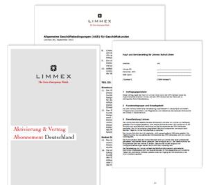 Unterlagen zur Kooperation DRK & Limmex