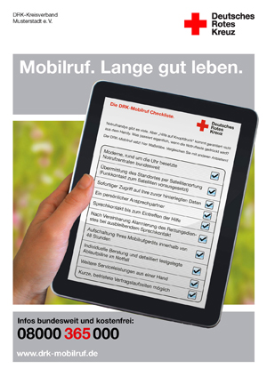 Im Fokus: Markt, Marketing, und der Mobilruf
