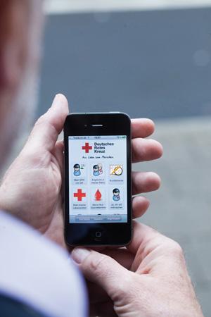 Rotkreuz-App - Ihr Browser unterdrückt die Anzeige der Bilder. Bitte Grafiken zulassen oder Bilder anzeigen lassen.