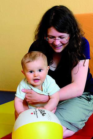 Baby-Spielgruppen - Ihr Browser unterdrückt die Anzeige der Bilder. Bitte Grafiken zulassen oder Bilder anzeigen lassen.