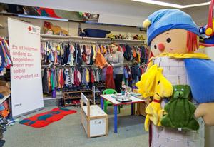 Abteilung für Kinderkleidung