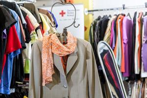 Impressionen aus dem Kleidershop (I)