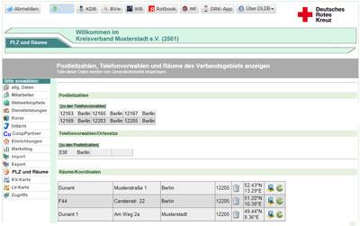 Dienstleistungsdatenbank - Raumkoordinaten - Ihr Browser unterdrückt die Anzeige der Bilder. Bitte Grafiken zulassen oder Bilder anzeigen lassen.