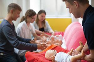 Babysitterausbildung