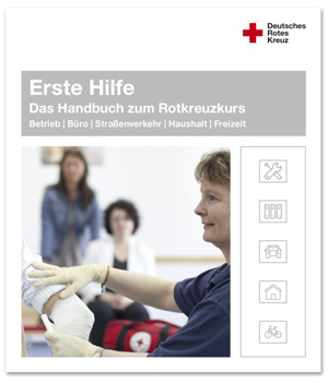 Erste Hilfe - Das Handbuch zum Rotkreuzkurs, VE = 20 Stück