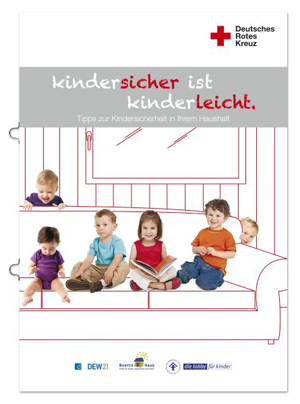 Broschüre Kindersicher ist kinderleicht VE = 5 Stück