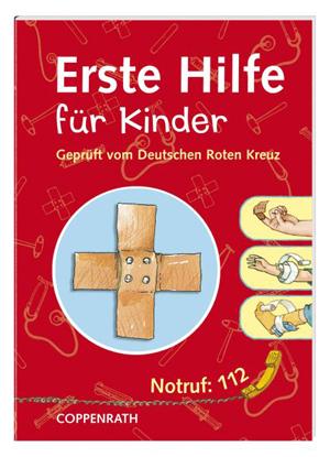 Verlagsprodukte DRKS: Erste Hilfe für Kinder