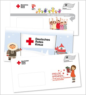Beispiele Jahres-Mailingprogramm