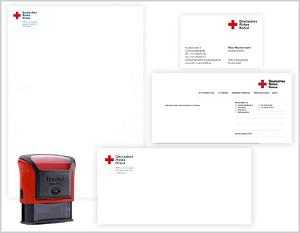 Print-Portal für individuelle Geschäftsdrucksachen
