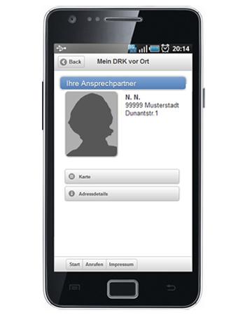 DRK-App MeinDRK