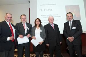 Jubiläumswettbewerb 1. Platz: DRK KV Iserlohn e.V.