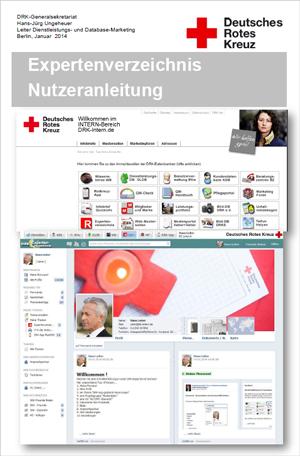 Expertenverzeichnis Anleitung. Bitte Bilder downloaden, ggfs. rechte Mousetaste nutzen
