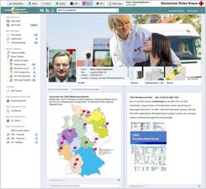 DRK Expertenverzeichnis Profilübersicht. Bitte Bilder downloaden, ggfs. rechte Mousetaste nutzen