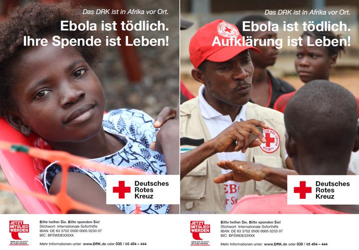 Anzeige: Spendenaufruf