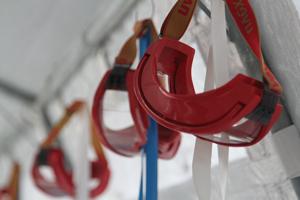 Ebola - Ausrüstungsgegenstände Augenmaske