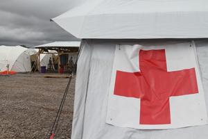 DRK verstärkt Einsatz in den Ebola-Gebieten – ein Überblick