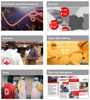 Marketingforum Ebola auf DRK-Intern.de