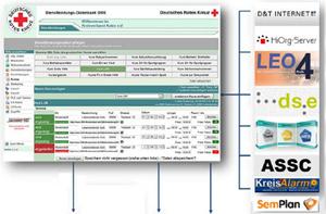 Webserviceanbieter für den Import von Daten aus Kursverwaltungsprogrammen